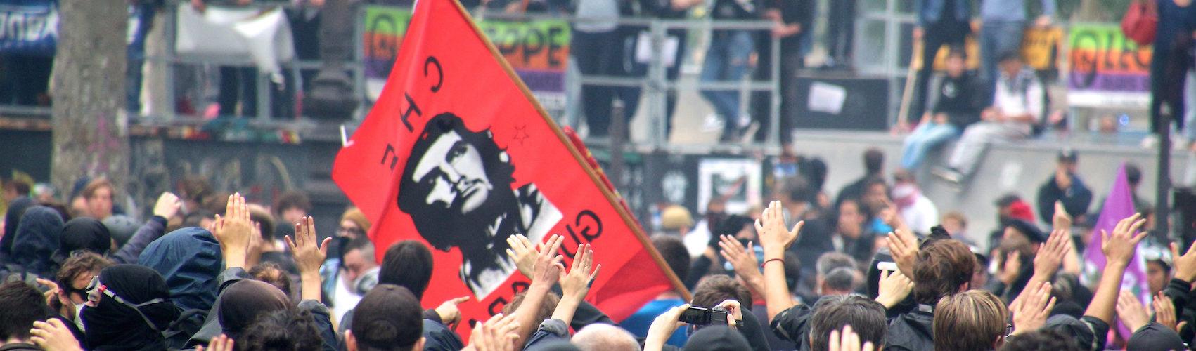 Manifestation et affrontements contre la loi El Khomri